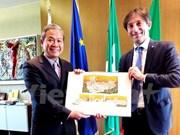 Des localités italiennes encouragent leurs entreprises à s'intégrer au marché vietnamien