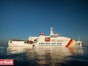 Des Vietnamiens d'outre-mer en voyage aux Îles Spratly