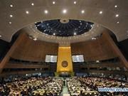 Réunion de haut niveau de l'Assemblée générale des Nations Unies sur le sida