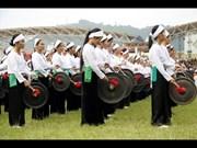 Les gongs du Tây Bac retentissent dans l'archipel de Truong Sa