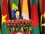 Renforcement de la coopération avec le Yunnan (Chine)