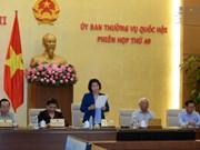 Clôture de la 49e réunion du Comité permanent de l'AN