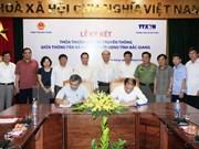 La VNA et Bac Giang coopèrent dans le domaine de la communication