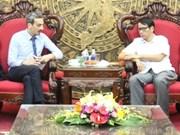 Lutte anti-corruption : l'ONUDC prêt à coopérer avec l'Inspection du Gouvernement