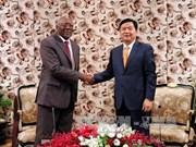 HCM-Ville : renforcer la relation Vietnam-Cuba est une priorité