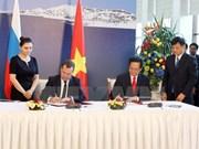 Vietnam et Kazakhstan coopéreront dans le transport ferroviaire
