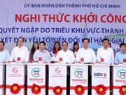 Deux projets importants mis en chantier à Ho Chi Minh-Ville