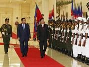 Le Premier ministre laotien entame une visite officielle au Cambodge