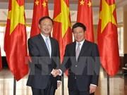 9e réunion du Comité de pilotage de la coopération Vietnam-Chine