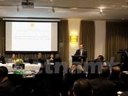 Echange de vues sur les opportunités d'affaires au Vietnam en Australie