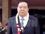 La Thaïlande et le Myanmar renforcent leur coopération