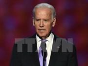 Le vice-président américain Biden : La Chine doit respecter le droit international