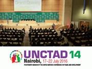 Le Vietnam à la 14e conférence de l'UNCTAD