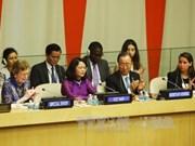 Le Vietnam à la Conférence de l'ONU sur les changements climatiques