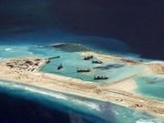Les prétentions maritimes de la Chine sont construites sur le sable