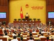 La 1ère session de l'AN (14e législature) se clôtura vendredi après-midi