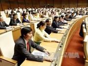 Résolution sur l'arrêté des comptes du budget de 2014