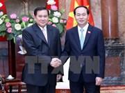 Le Vietnam tient en haute estime ses relations avec la Thaïlande