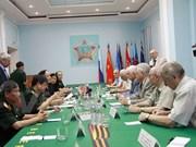 Les associations des anciens combattants vietnamiens et russes cultivent leurs liens