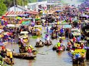 À la (re)découverte du marché flottant de Cai Rang