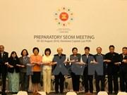 ASEAN : de hauts officiels pour l'économie se réunissent au Laos