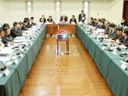 Conférence pour les entreprises vietnamiennes du caoutchouc au Cambodge