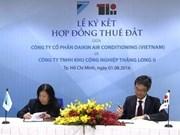 Daikin augmente ses investissements au Vietnam