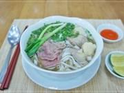 Trois plats vietnamiens figurent dans le top 100 célèbres plats du monde