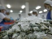 Hausse de 2,3% des exportations de crevettes au 2e trimestre