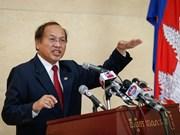 Le gouvernement cambodgien promet d'être ferme à l'égard de l'opposition