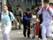 Quatre morts après l'explosion de plusieurs bombes en Thaïlande