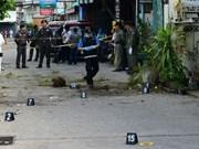 """Bombes en Thaïlande : la piste """"politique"""" privilégiée"""