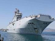"""Port de Cam Ranh – """"escale"""" idéale pour les navires en Mer Orientale"""