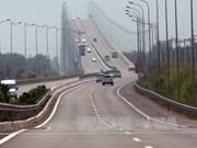Plus de 362 millions d'USD pour l'autoroute Dâu Giây - Tân Phu