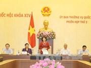 AN de la 14e législature: le Comité permanent tient sa deuxième réunion