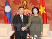 Renforcement des relations de coopération législative Vietnam-Laos