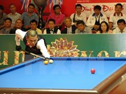 Prochain tournoi international de billard à Binh Duong