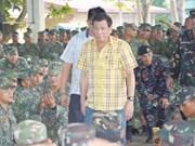 Guerre contre la drogue: Manille augmente le budget de la police