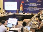 Un séminaire international sur la Mer Orientale à Khanh Hoa