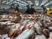 Les infrastructures des zones d'élevage de pangasius sont appréciées par la WWF