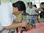 Le bon bilan du projet de soutien médical à Thanh Hoa