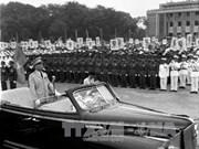 En l'honneur du 105è anniversaire du généralissime Vo Nguyen Giap