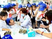 Conférence d'odonto-maxillo-faciologie à Hanoi