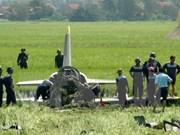 Directive du PM sur l'accident d'un avion d'entraînement à Phu Yen