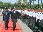 Le Vietnam et le Brunei plaident pour des relations accrues