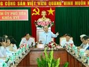 La province de Phu Yen appelée à faire du tourisme un pilier de son économie