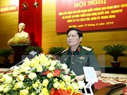 Le ministre vietnamien de la Défense en visite en Chine