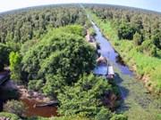 Près de 400 milliards de dongs pour conserver le Parc national d'U Minh Ha