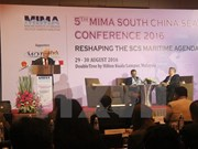 La Malaisie préside une conférence internationale sur la Mer Orientale