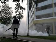 Nouveau cas de virus Zika signalés à Singapour